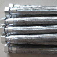 China supplier stainless steel flexible pipe connection