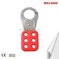 "Lockout Hasp, 1"" Electric Hasp Lockout"