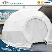 Professional tenni air dome tent
