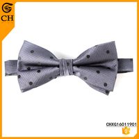 Most Popular Good Quality Bowties Men's polyester Butterfly