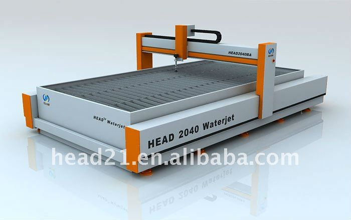 CE competitive price CNC waterjet cutting machine