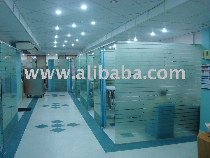 Glass Work, False ceiling, Wood Work, Vinyl Flooring