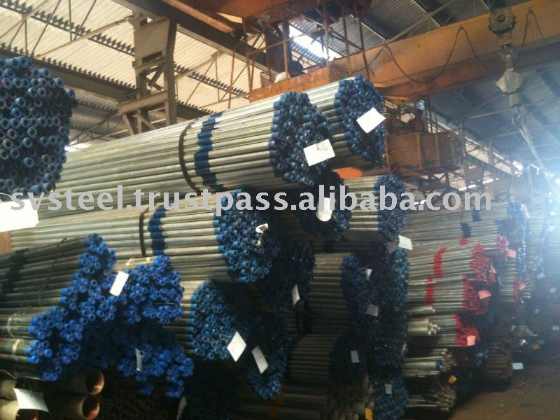 galvanized steel pipe (gi pipe)