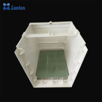 Wholesale Clear Lowest price PVC vertical hydroponics Growing system gutter