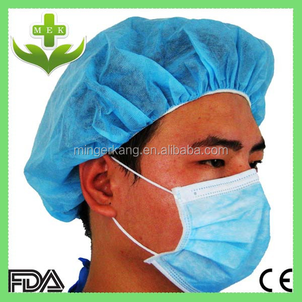 China designer flue masks disposable with Ear-loop