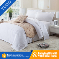 5 Star Hotel Bed Linen 100% Cotton Duvet Cover Set
