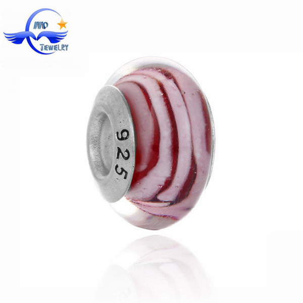Yiwu jewelry factory cheap price european 925 sterling silver charm beads Wholesale ETB174