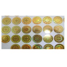 Hot!!! Cheaper Good Quality gold sticker,gold silver bronze stickers
