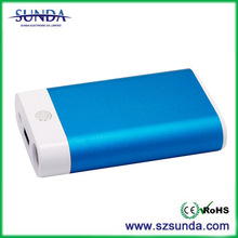 2014 Sunda new 6600mah Portable Leisure Battery Charger