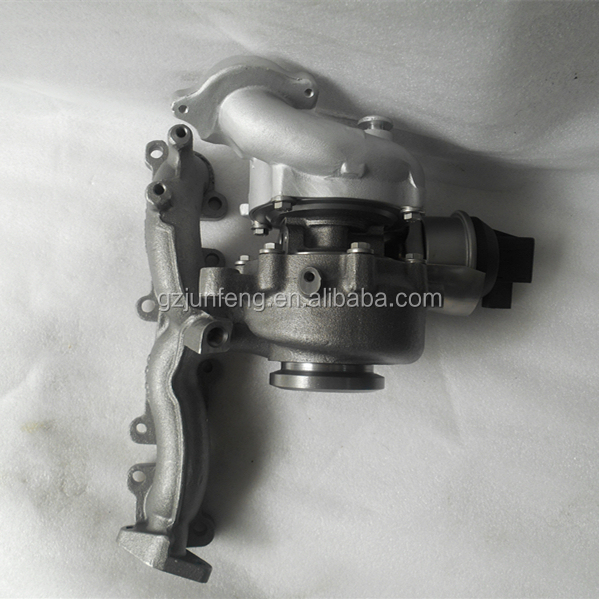 Auto Engine parts BV43 Turbo for Audi A3 2.0L TDI (8P/PA) Engine CBAA, CBAB 53039880139 53039700139 53039880205 Turbo charger