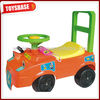 Children manual ride on car