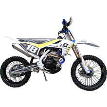 Adults Stable Quality Displacement Dirt Bike 250CC For Sale