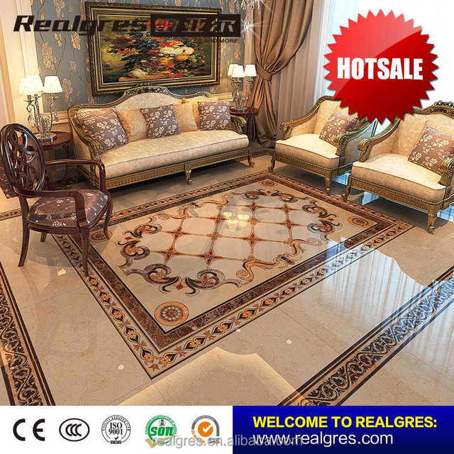 House plan foshan design crystal polished wall floor carpet tiles made in china price