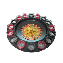 Promotion Creative Design Spin The Shot Roulette Machines