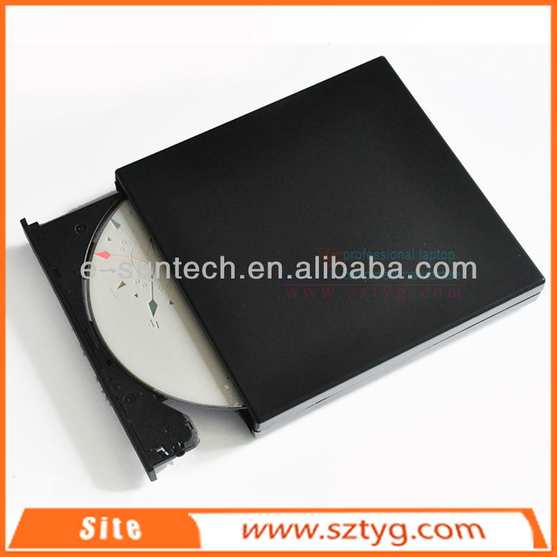 ECD002-DW China High Quality USB2.0 Laptop External DVDRW Drive USB External DVD ROM Writer