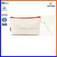 Cotton Cosmetic Bag Travel Makeup bag beauty Case for women
