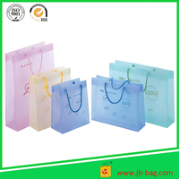 recyclable gift plastic machines bag making promotional bag