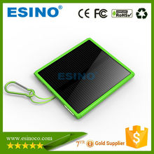 Rechargeable emergency lighting solar panel & mobile phone charger 15000mah