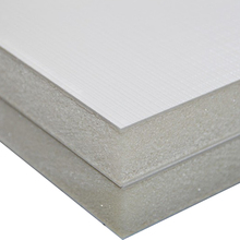 Guangzhou Low price fireproof FRP expandable lightweight pu polyurethane sandwich panel