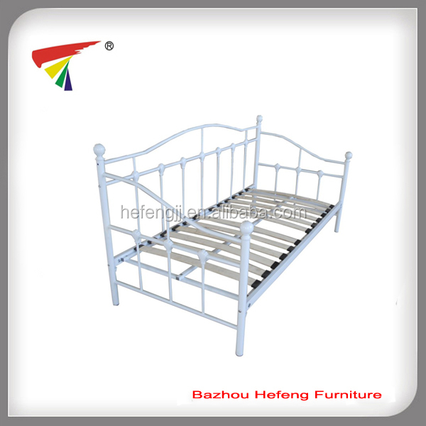 Bedroom Furniture Queen Metal Day Bed