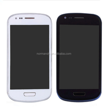 For Samsung Galaxy s3mini i8910 s3 MINI LCD Display + Frame Touch Screen Digitizer Assembly