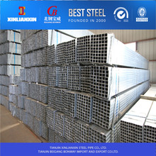 Bs1387 hollow sections /square hollow box section /pre galvanized square steel pipe steel hollow tube for construction