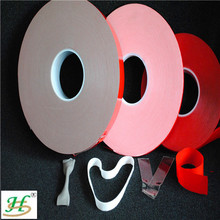 ISO9001 Shanghai 800mm X 33m heat resistant VHB stainless steel adhesive tape