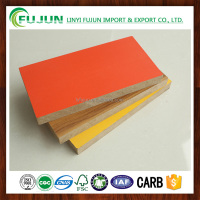 hot sale melamine medium density fibreboard from mdf manufacturer
