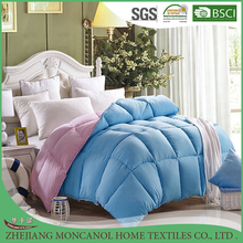 Best quality wholesale luxury bedding quilts colorful