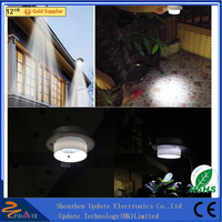 Hot Selling Outdoor Garden Yard 3 LED Solar Gutter Lights Mini Solar Lights For Crafts