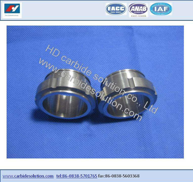 Made in China Tungsten Carbide T.C. Shaft Seal Rings for pumps with factory price