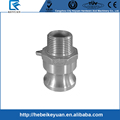 Stainless Steel Male Thread Coupling