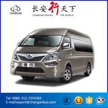 CHANGAN G501 mini bus price not toyota