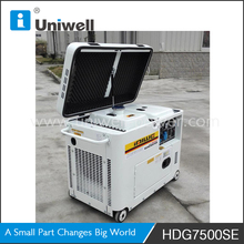 China Manufacturer Top Energy Electric 5 Kw 5.5kw 6.5kw Diesel / Biogas Generator Price Pakistan And Dubai