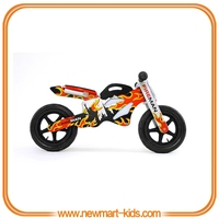 Hgh quanlity wooden balance bike new design bike supplier in china