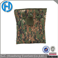 Multicam fabric wholesale airsoft hunting tactical pouches