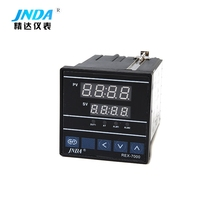 Digital reasonable price With Relay Ssr Temperature Controller For Injection Molding Machine REX-7000
