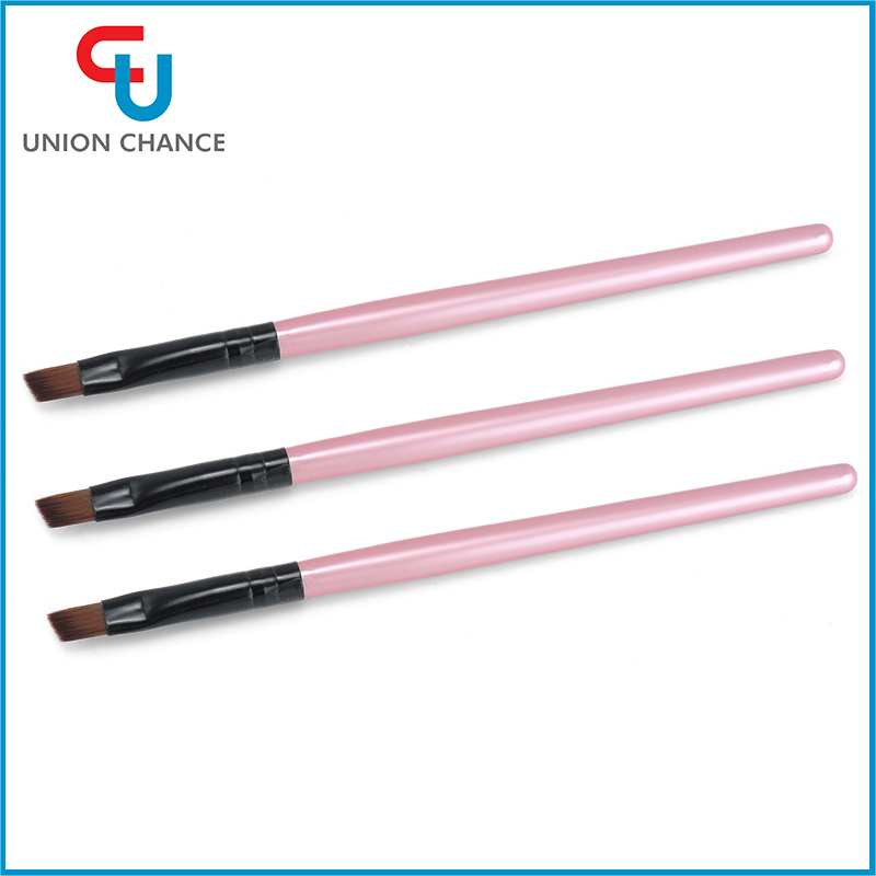 4 Color Eye Makeup Brush Eyebrow Brush One Dollar Cosmetics Wholesale Beauty Makeup Brush Tools