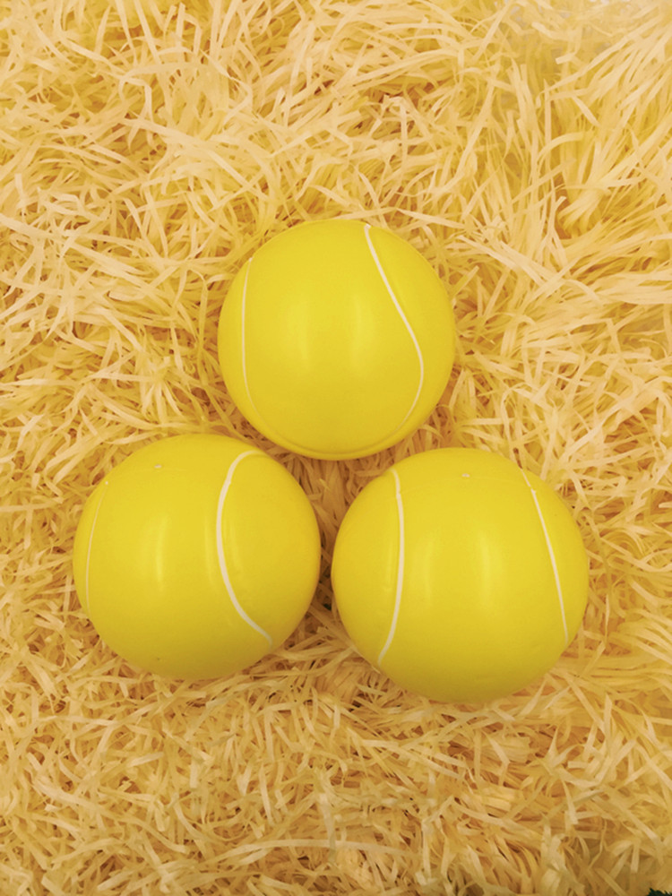 Body Relax Stress Ball Soft Novelty Product Anti Stress PU Materials Relief Balls 10cm