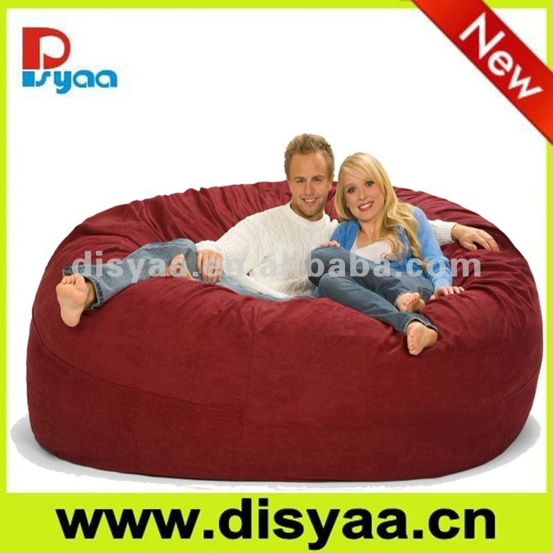 2016 Hot Sell Trendy Wholesell Micro Suede Love Sac Bean Bag Chair