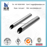 304 stainless steel seamless tube/pipe 5mm
