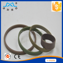 25% Carbon-graphite filled PTFE Piston Wear Ring for Compressor