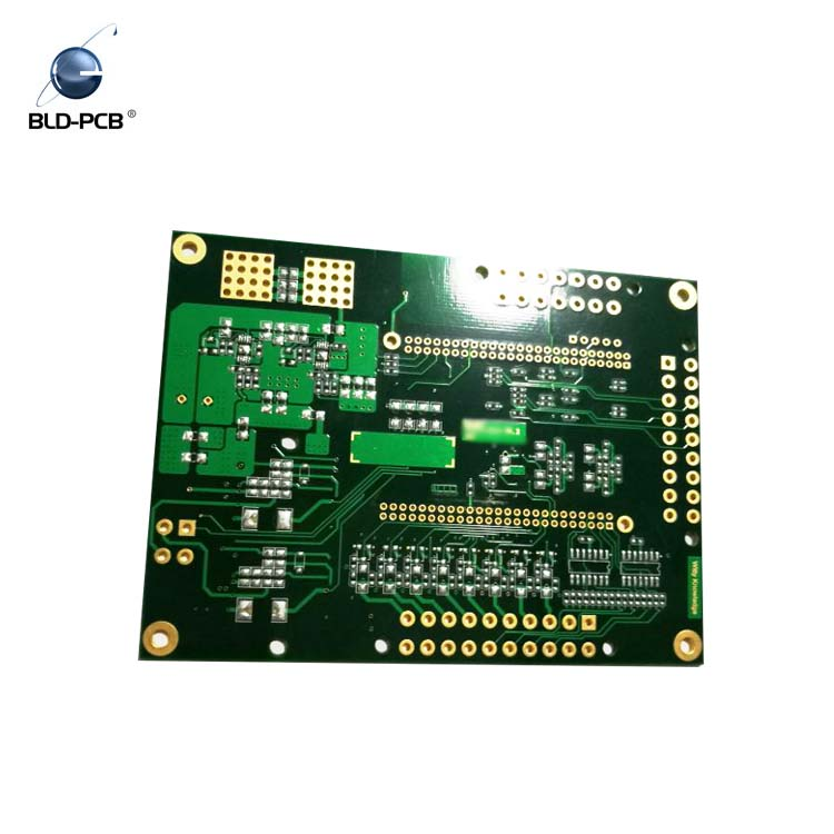 Customized High Density HDI FR4 High-TG PCB With Impedance Control BGA