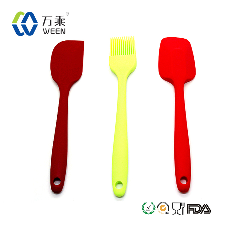 China Manufacturer High quality Silicon cooking spoon,Spaghetti spoon ,cook ware