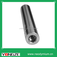 Hot sale permanent strong magnet rod for water treatment.