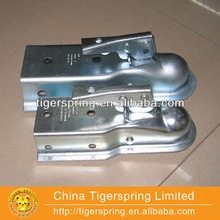 heat forging trailer parts and axles