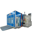 Dust Collector Drying Lacquer car spray painting booth LX-4
