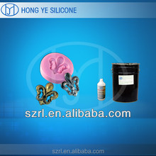 Liquid mould rubber RTV for Jewelry protopye