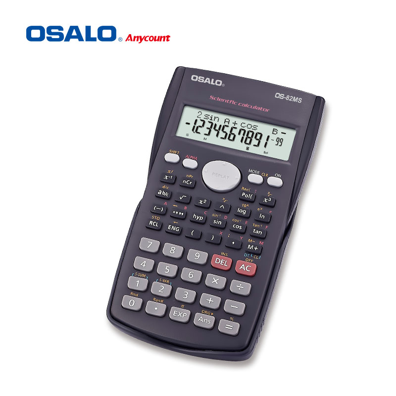 HOT selling scientific education calculator OS-82MS