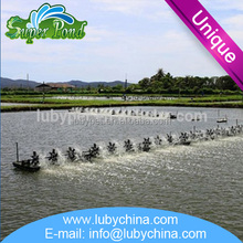Super pond 3 HP Long-arm LSC-2.2 paddle wheel aerator for aquaculture, with good quality